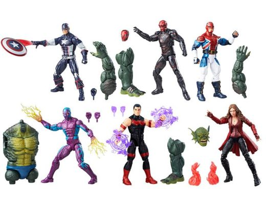 Hasbro-Marvel-Legends-6-inch-Captain-America-Civil-War-Abomination-Build-A-Figure-Wave-3